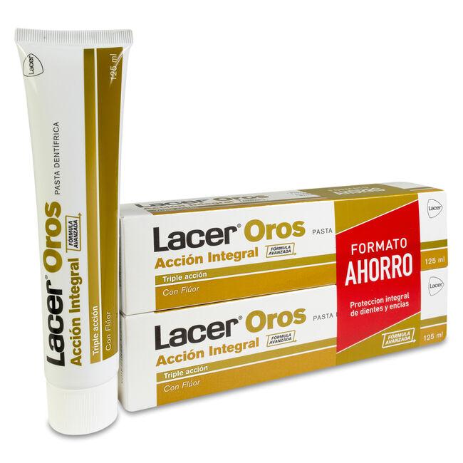 Lacer Oros Pasta Dentífrica, 125 ml