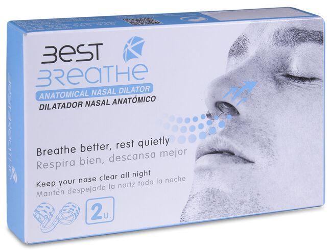 Best Breathe Dilatador Nasal Anatómico, 2 Uds