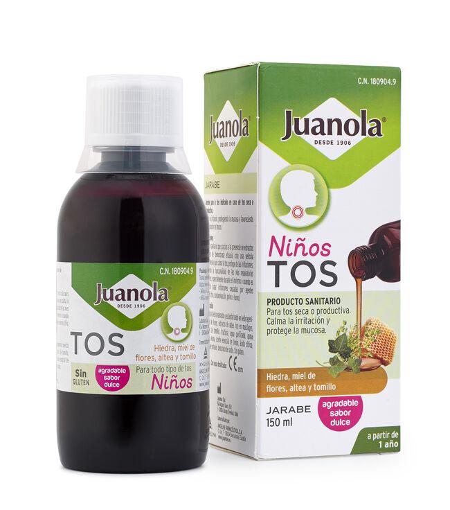 Juanola Tos Jarabe para Niños, 150 ml