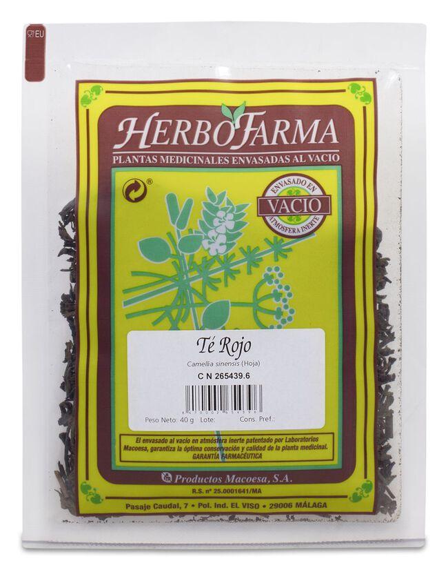 Herbofarma Té Rojo, 40 g
