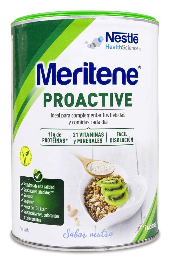 Meritene Proactive Sabor Neutro, 408 g
