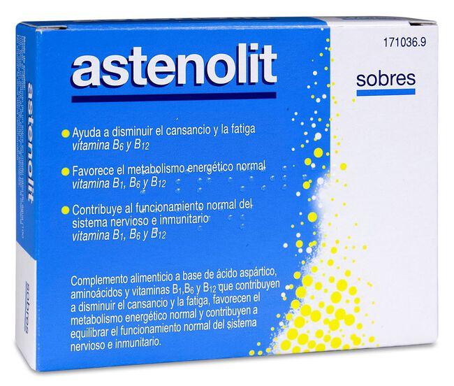 Astenolit, 12 Sobres