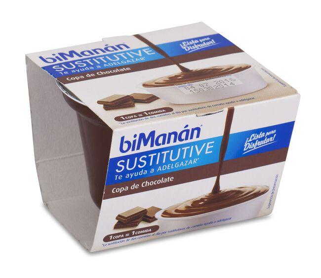 biManán Copa Chocolate, 1 Ud