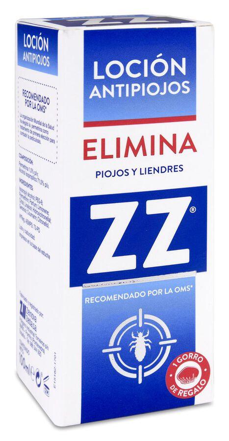 ZZ Loción Antipiojos, 100 ml