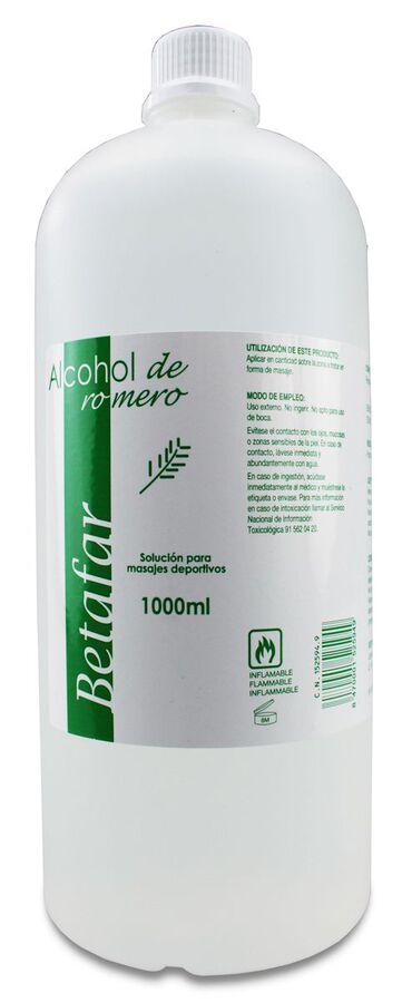Betafar Alcohol de Romero, 1 L