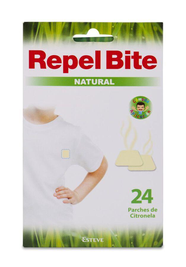 Repel Bite Natural Parches Ropa Con Citronella, 24 Uds