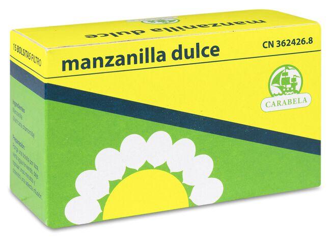 Carabela Manzanilla Dulce, 15 Uds