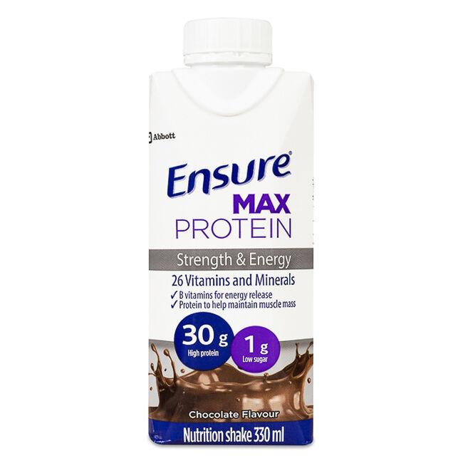 Ensure Max Protein Chocolate, 330 ml