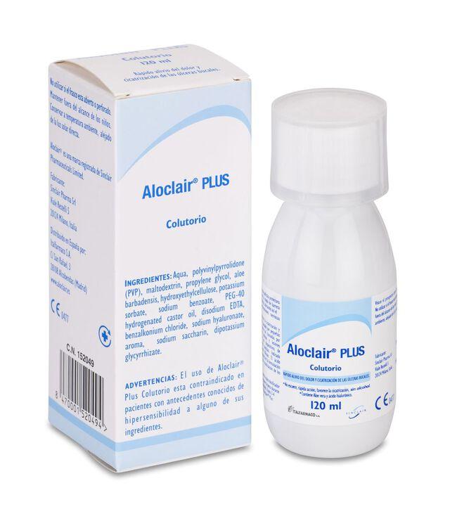 Aloclair Plus Colutorio, 120 ml