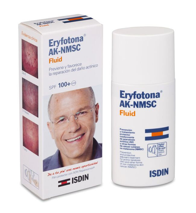 Isdin Eryfotona AK-NMSC Fluido SPF 100+, 50 ml