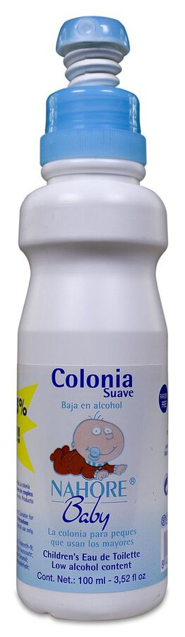 Nahore Baby Colonia Spray