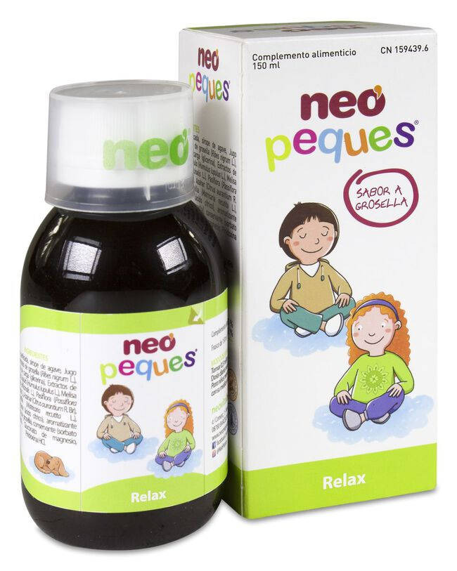 Neo Peques Relax, 150 ml