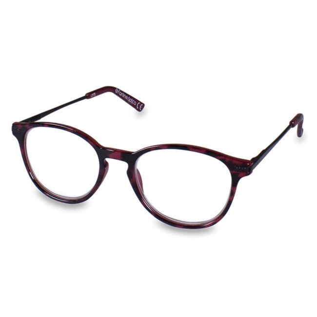 Farline Gafas Provenza Rojo 2.0 Dioptrías, 1 Unidad