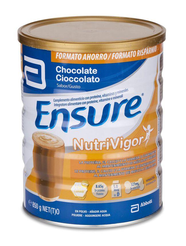 Ensure Nutrivigor Chocolate, 850 g