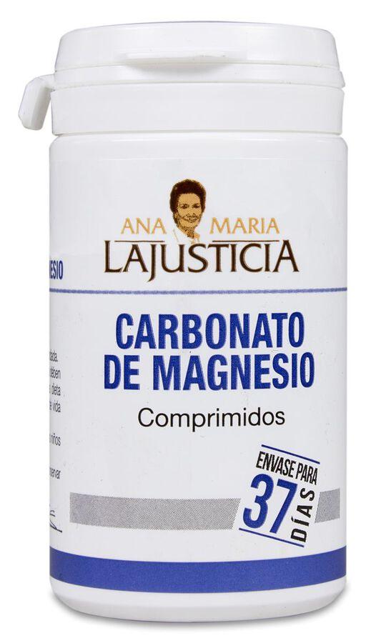Ana María Lajusticia Carbonato de Magnesio, 75 Comprimidos