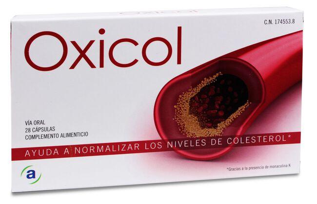 Oxicol, 28 Cápsulas
