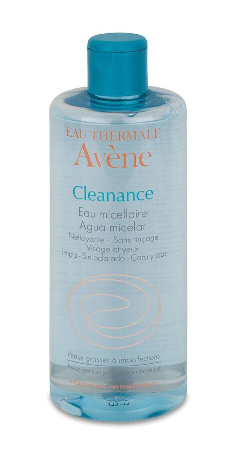 Avène Cleanance Agua Micelar, 400 ml