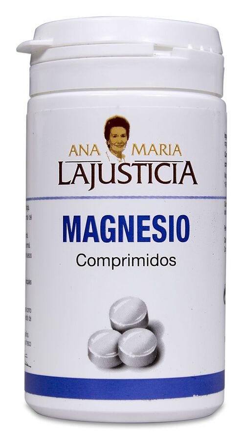 Ana María Lajusticia Cloruro de Magnesio, 147 Comprimidos
