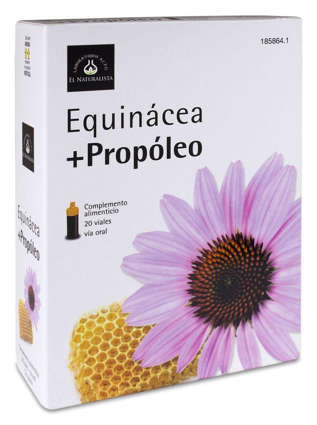 El Naturalista Equinácea + Propóleo, 20 Viales