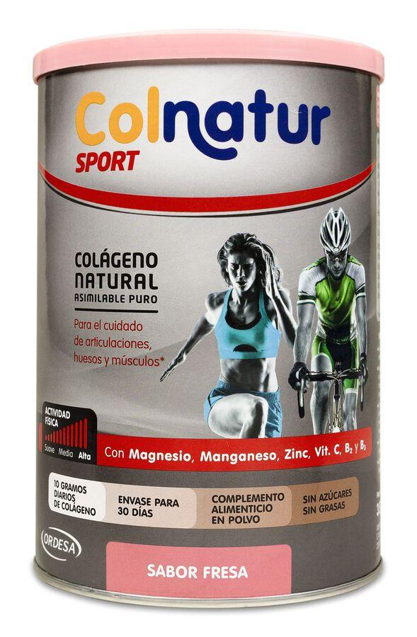 Colnatur Sport Fresa, 350 g