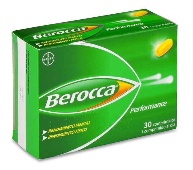 Berocca Performance, 30 Comprimidos