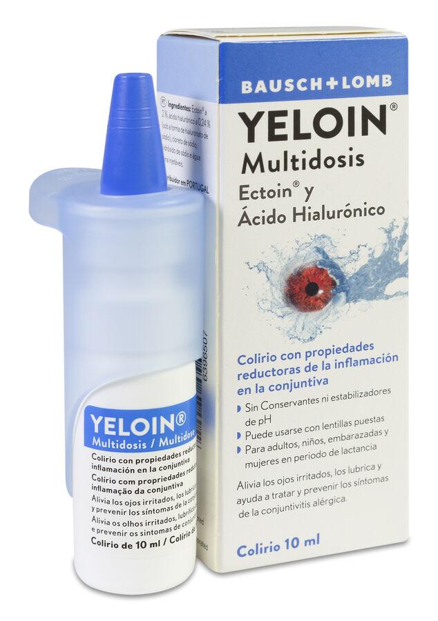 Yeloin Colirio Multidosis, 10 ml