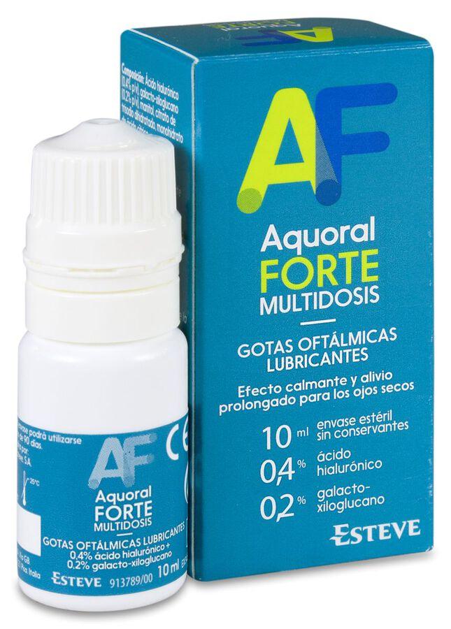 Esteve Aquoral Forte Multidosis, 10 ml