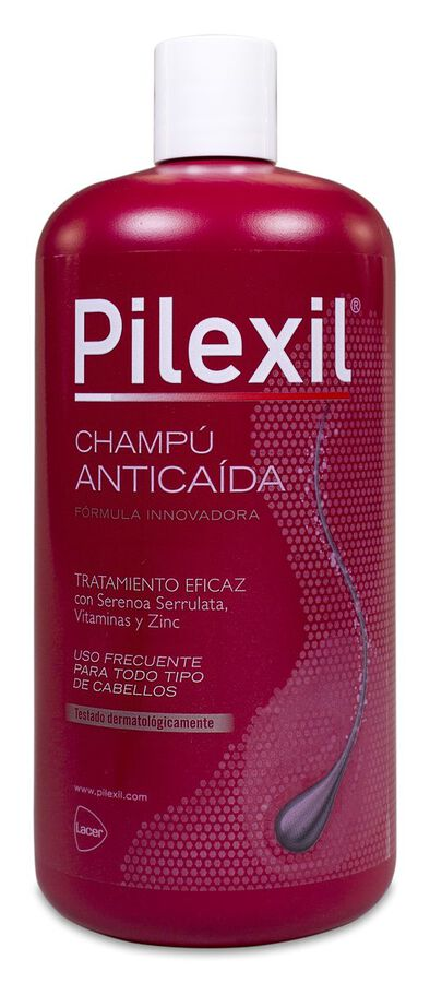 Pilexil Champú Anticaída, 900 ml image number null
