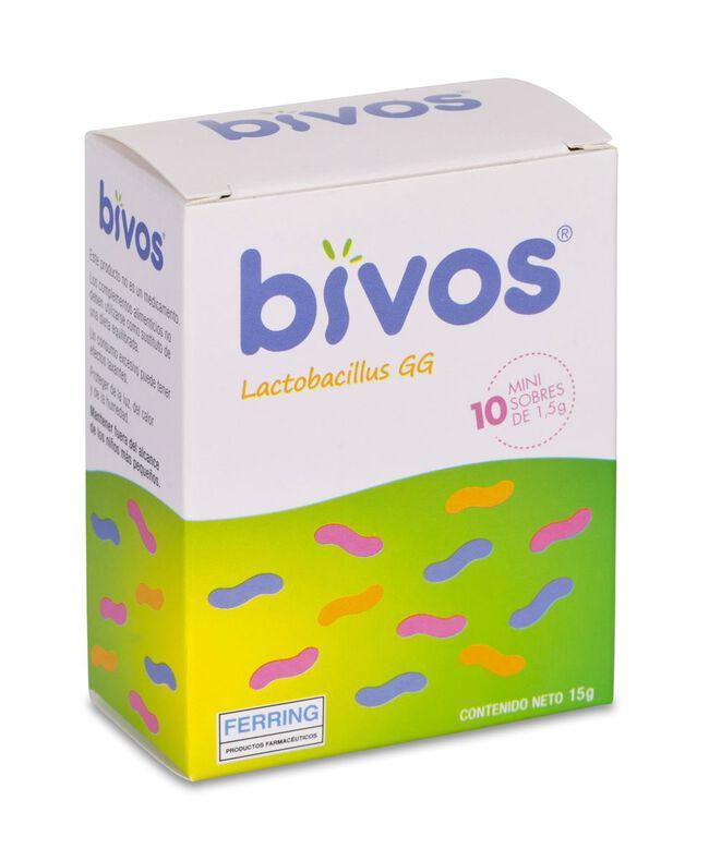 Bivos 1,5 g, 10 Uds