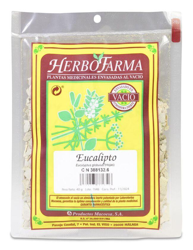 Herbofarma Eucalipto, 40 g