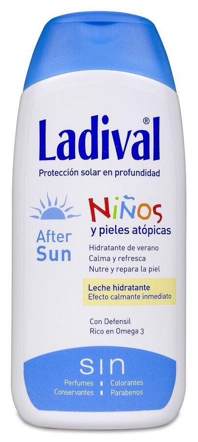Ladival After Sun Niños y Piel Atópica, 200 ml