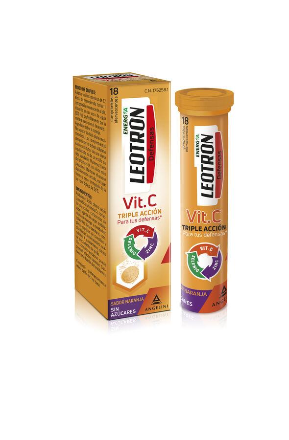 Leotron Vitamina C, 18 Comprimidos
