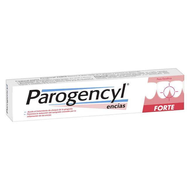 Parogencyl Forte Pasta Dental, 75 ml