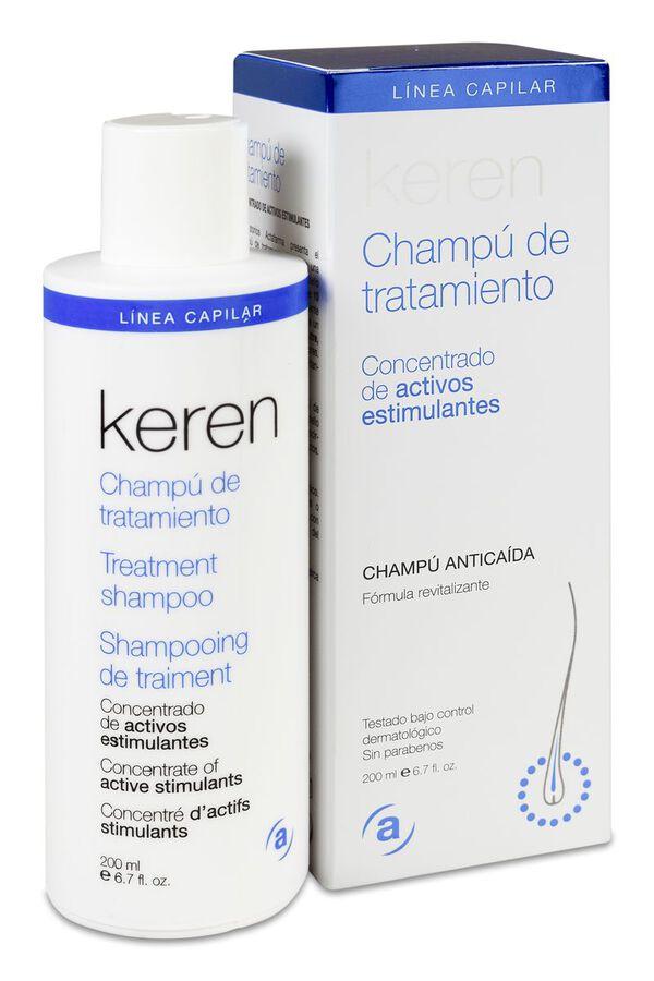 Keren Champú Anticaída, 200 ml
