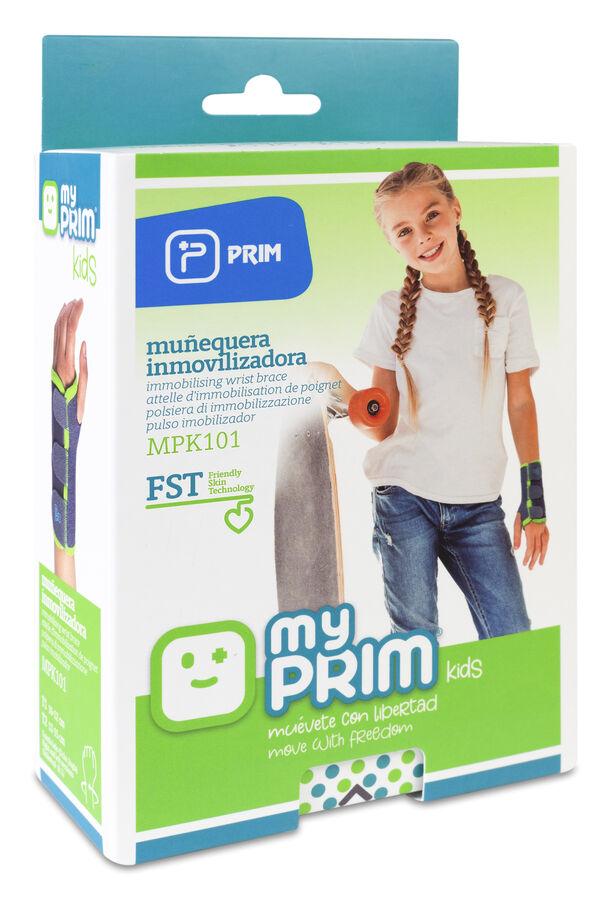 Prim Myprim Kids Muñequera Inmovilizadora Izquierda Talla 1, 1 ud