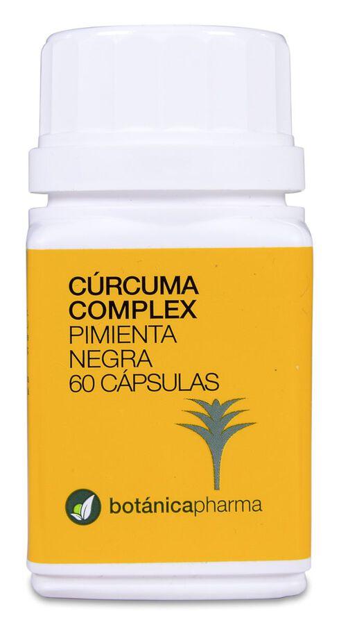 Botánicapharma Cúrcuma Complex, 60 Cápsulas