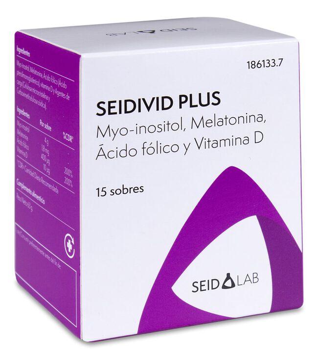 Seidivid Plus, 15 Sobres