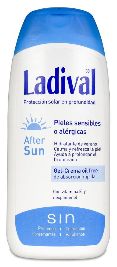 Ladival Allerg After Sun, 200 ml