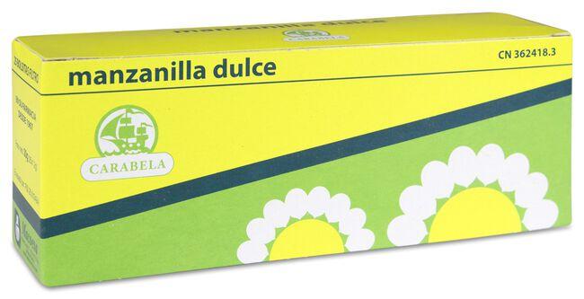 Carabela Manzanilla Dulce, 25 Uds