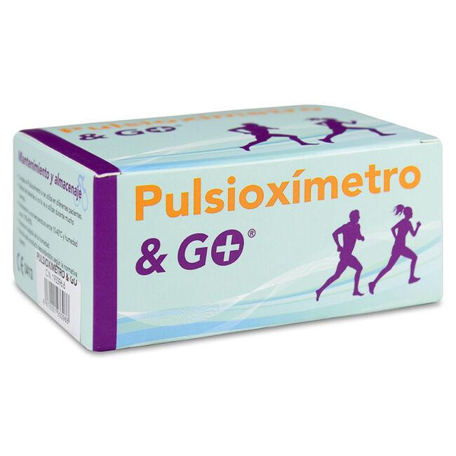 Pulsioxímetro & Go, 1 ud
