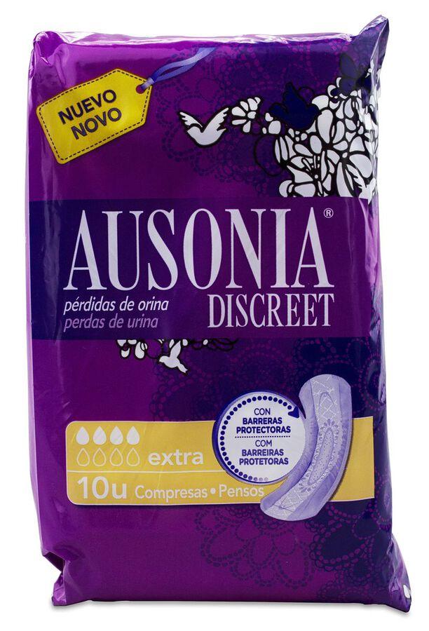 Ausonia Discreet Extra, 10 Uds