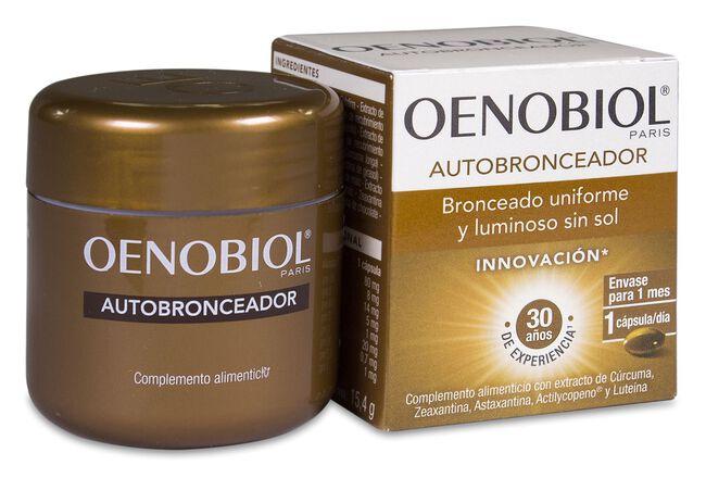Oenobiol Autobronceador, 30 Cápsulas