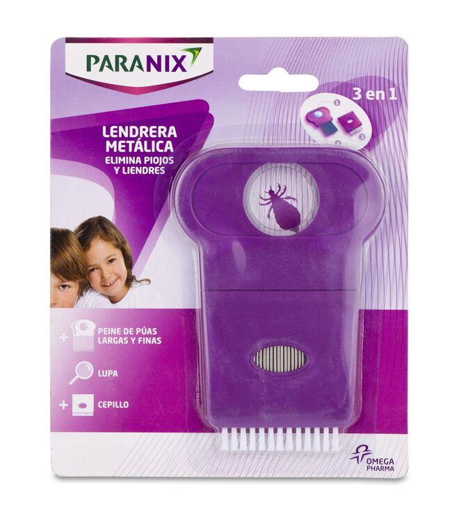Paranix Peine Antipiojos Lendrera, 1 Ud image number null