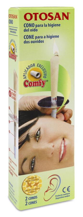Otosan Cono para la Higiene del Oído, 2Uds