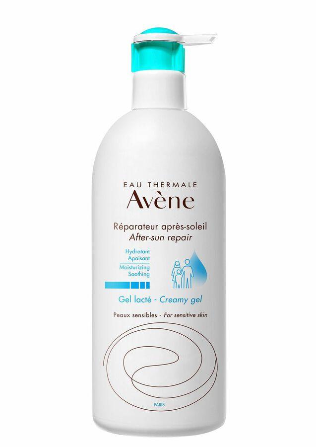 Avène Leche Reparadora para Después del Sol, 400 ml