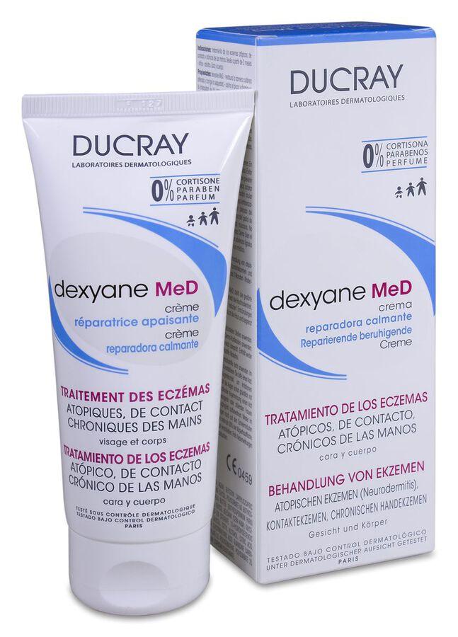 Ducray Dexyane MeD Crema Reparadora Calmante, 100 ml
