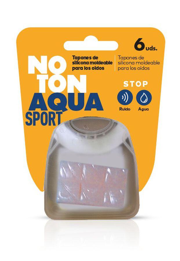 Noton Aqua Sport Tapones de Silicona Moldeable, 6 Uds