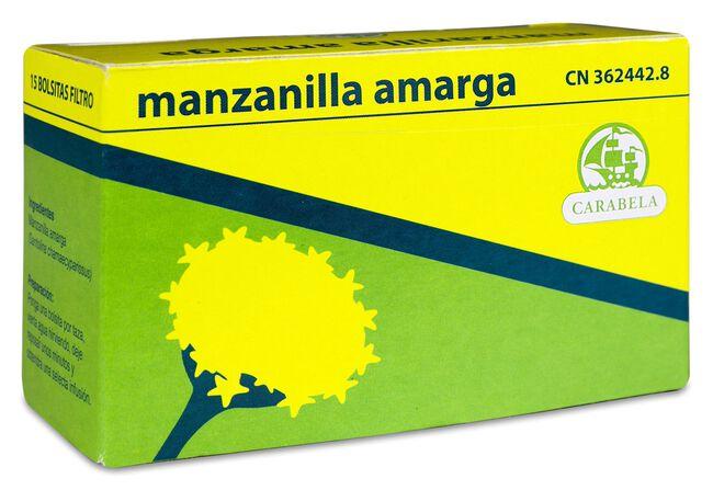 Carabela Manzanilla Amarga, 15 Uds