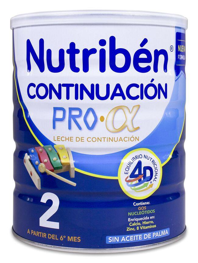 Nutribén Continuación 2, 800 g