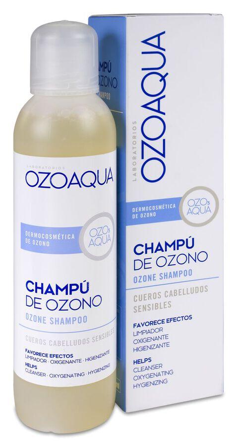 Ozoaqua Champú de Ozono, 250 ml